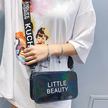 Summer Personality Shoulder Bags Fashion Womens' Pouch Colorful Laser Bags For Women 2020 Female Crossbody Bags #J1P