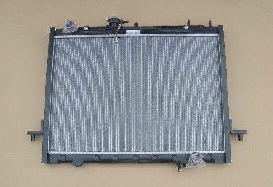 Radiador Original de fábrica 1301100B-P00 para Great wall WINGLE 2.8TC 2.4L accesorios de coche 8 pulgadas protección contra la radiación 3D teléfono móvil pantalla amplificador teléfono móvil titular de la pantalla de vídeo HD caja de cuero lupa