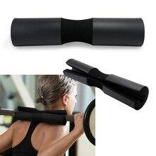 Foam Barbell Pad Squat Protector Weightlifting Neck Cover Squat Pad Shoulder Protective Bridge Hip Push Bar Protection Pad