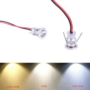 Водонепроницаемый IP65 DC 12V Светодиодный точечный светильник, шкаф, точечный светильник, встраиваемый светильник, шкаф, витрина, демонстрацио...