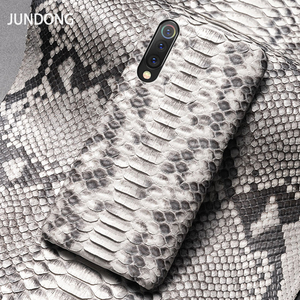 Image 1 - Phone Case For Huawei P20 P30 lite Mate 10 20 Pro lite Y6 Y9 2018 P Smart 2019 Python skin For Honor 7A 7X 8X 9 10 20 lite Case
