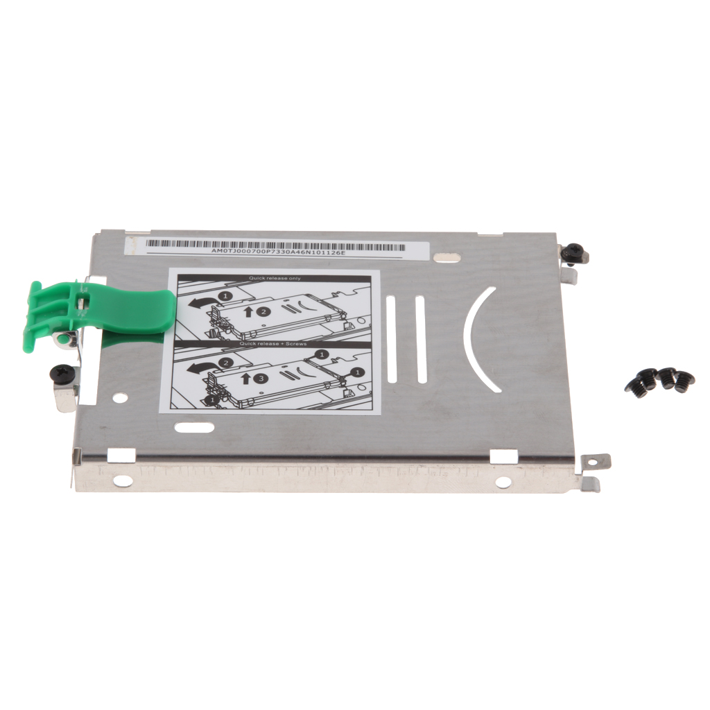 Replacement HDD Hard Driver Caddy Tray Holder For HP  15  17 G1 G2 1
