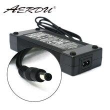 AERDU 7S 29.4V 4A 24v li ion battery pack caricabatteria da Tavolo di tipo veloce Adattatore di Alimentazione EU/US/AU/UK AC DC 5521 Convertitore ad