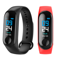 M3 Smart Watch Men Women Heart Rate Monitor Blood Pressure Fitness Tracker Smartwatch Sport Smart Clock Watch For IOS Android fxm smart watch men women heart rate monitor blood pressure fitness tracker smartwatch sport smart clock watch for ios android