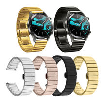 Ремешок 22 мм для часов huawei watch gt 2 42 46 металлический