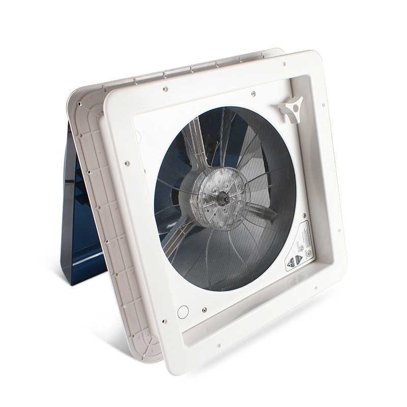 yate barco ventilador de ventilaci/ón lateral 12 V para caravana 2 colores Ventilador de coche para autocaravana remolque