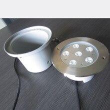 цена на 220V AC IP67 Waterproof 21W  Led inground Light buried lights