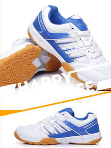Table-Tennis-Shoes Handball Training-Sneakers Women Indoor Unisex Profession Athletics