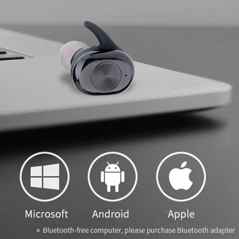 TWS ワイヤレスイヤフォンミニ Bluetooth 5.0 バイノーラルイヤホン Xiaomi Huawei 社 iphone 携帯ステレオイヤホンヘッドセット Headfree