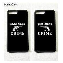 Чехол для телефона BFF partner in crime best friends forever s для iPhone 11 pro max 5S se 6 6s plus 7 plus 8 plus X XR XS MAX чехол