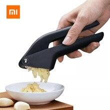 Xiaomi Mijia กระเทียม Presser ด้วยตนเองกระเทียม Crusher ครัวเครื่องมือ Micer เครื่องตัด Squeeze เครื่องมือผักผลไม้