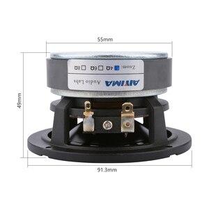 Image 2 - AIYIMA 2 個 3 インチ 20 ワットスピーカードライバ 4Ohm 8Ohm ミッドレンジスピーカーミッドレンジ低音オーディオコラムスピーカー DIY ホームシアター用