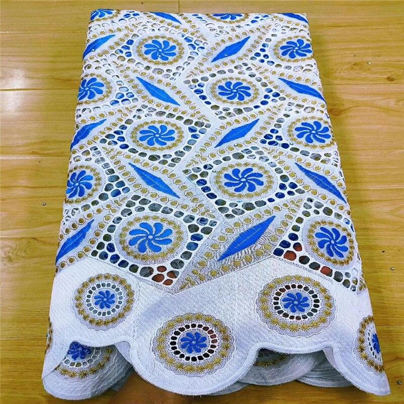 Tela de encaje suizo africano 2020, tela de encaje bordado de alta calidad, tela de encaje de algodón seco africano para boda 3L062703 Nuevo edredón grueso cálido y cómodo de invierno/edredón para regalo de Navidad tela de plumón de Color puro edredón de microfibra