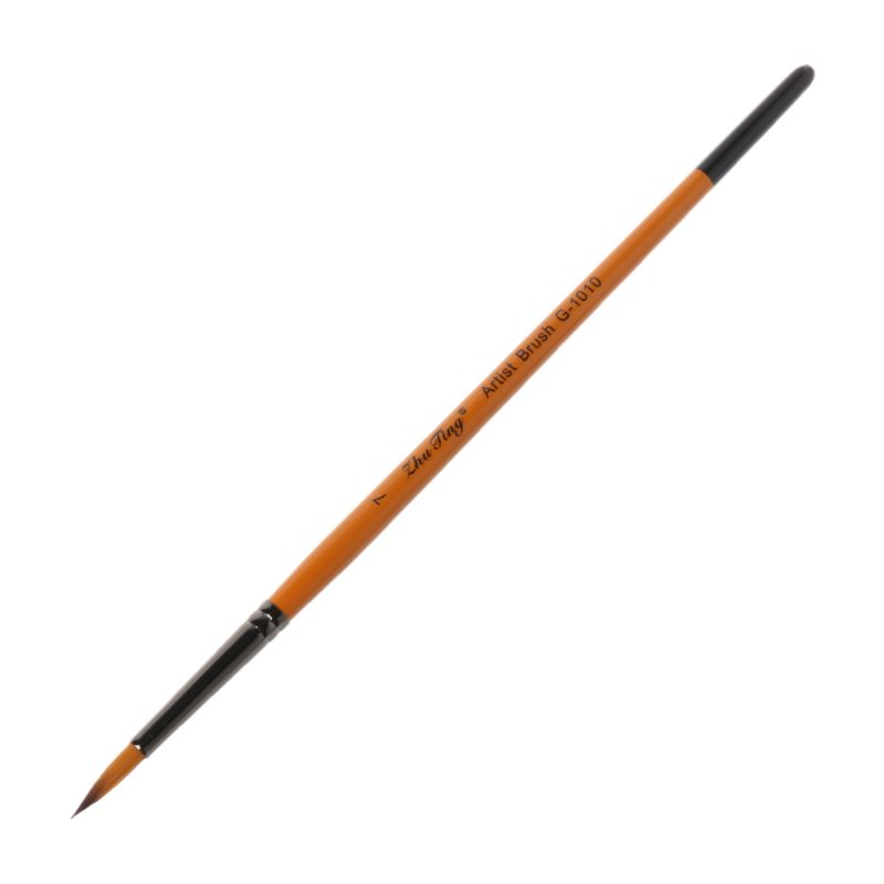 Fine Hand Painted Thin Pen Art Supplies Drawing Point Tip Watercolor Nylon Brush Acrylic Oil Painting Craft