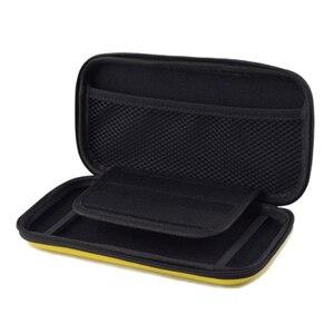 Image 5 - PU Сумка для хранения Nintendo Switch Lite, жесткий EVA Дорожный Чехол, силиконовый чехол для Nintendo Switch NS Lite, защитные аксессуары