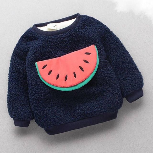 BibiCola Baby Girls Sweaters Winter 2020 New Toddler Long Sleeve Clothes Kids Cartoon Sweater For Girls and Boy Christmas cloth 2