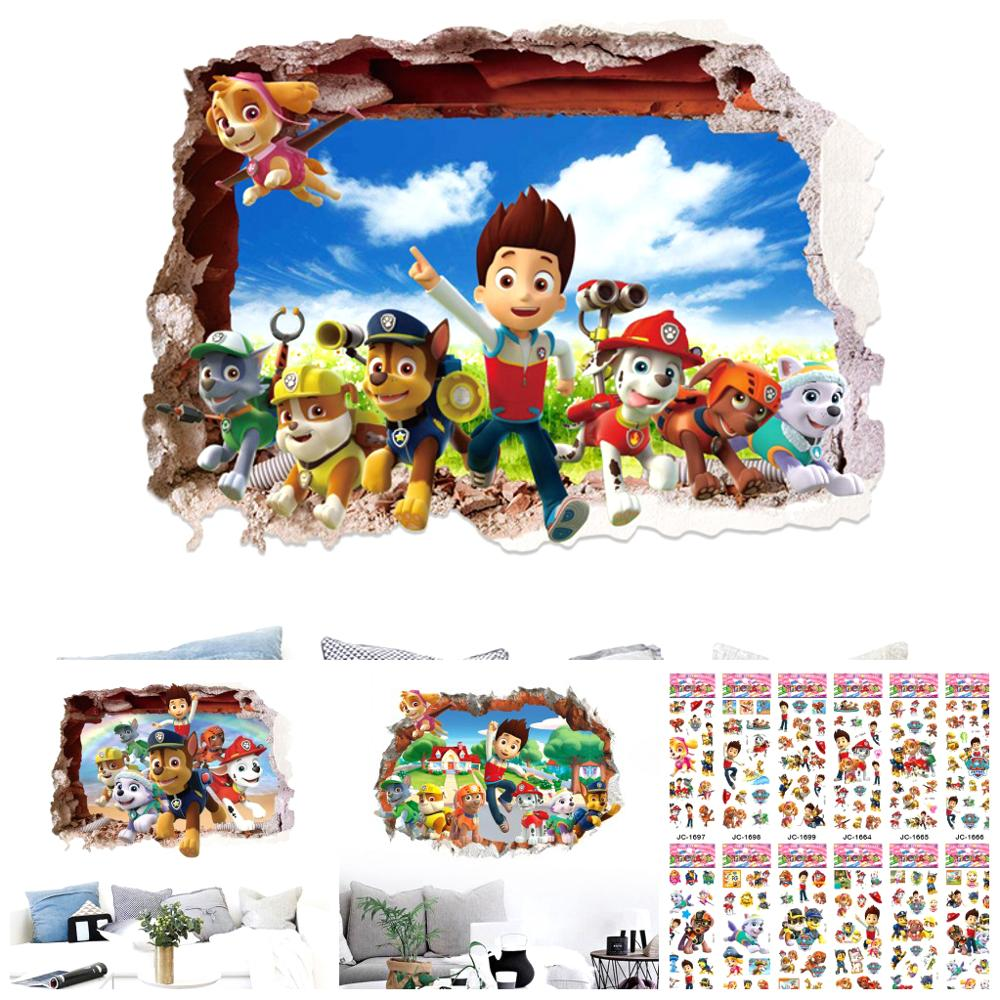 Home Décor Items Paw Patrol Wall