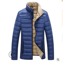 Casual Ultralight Mens Duck Down Jackets Autumn & Winter Coat Men Lightweight Jacket Overcoats