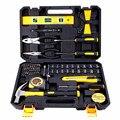 Amazon für 78 Stück Haushalts Kombination Tool Kit Hardware Toolbox Hand Schraubendreher satz-in Elektrowerkzeug-Sets aus Werkzeug bei
