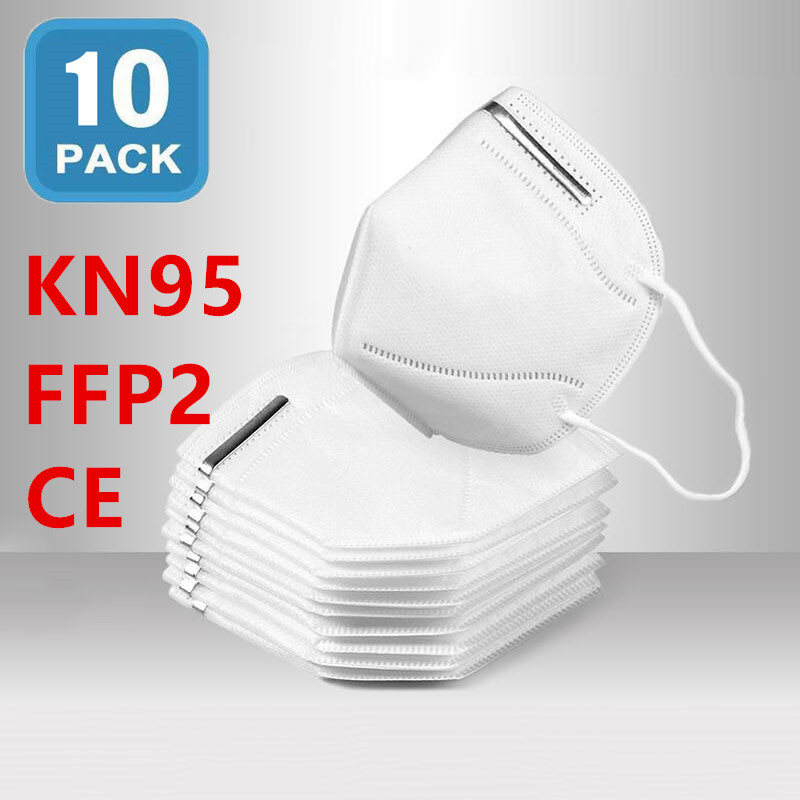 CE Certified Fast Delivery KN95 Dustproof Anti-fog And Breathable Face Masks N95 Mask 95% Filtration Features as title=