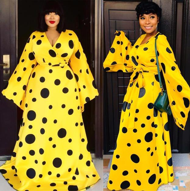 2019 African Dress Robe Africaine African Dresses Clothing Traditional Women New Arrival  Clothes