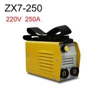 1 шт. дуговой IGBT инвертор дуговой Электрический сварочный аппарат 220V 250A MMA сварочные аппараты для сварочных работ электрические рабочие электроинструменты