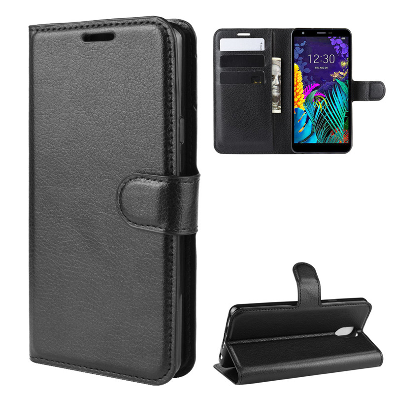 For LG K30 (2019) LMX320EMW Case Flip Luxury Wallet PU Leather Magnetic Back Protect Cover For LG K30 2019 K 30 Phone Case Bags