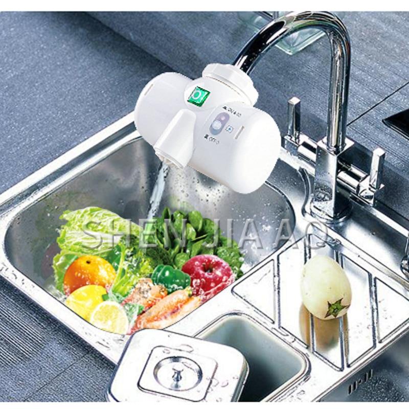Self-generating Oxygen Water Machine Ozone Sterilization Water Generator Fruit & Vegetable Disinfection Machine Faucet Ozonizer