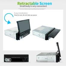 7 дюймов весы авто радио кассетный магнитофон Automagnitola автомобиля видео мультимедиа MP5 плеер 9601 г сенсорный экран BT FM содержит GPS