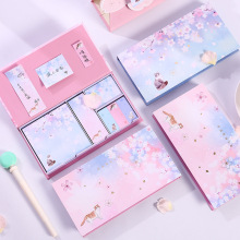 2019 New Cute Stationery Sticky Note Set Cartoon Pepsi Sticker Student Creative Boxed N Times Paper Memo