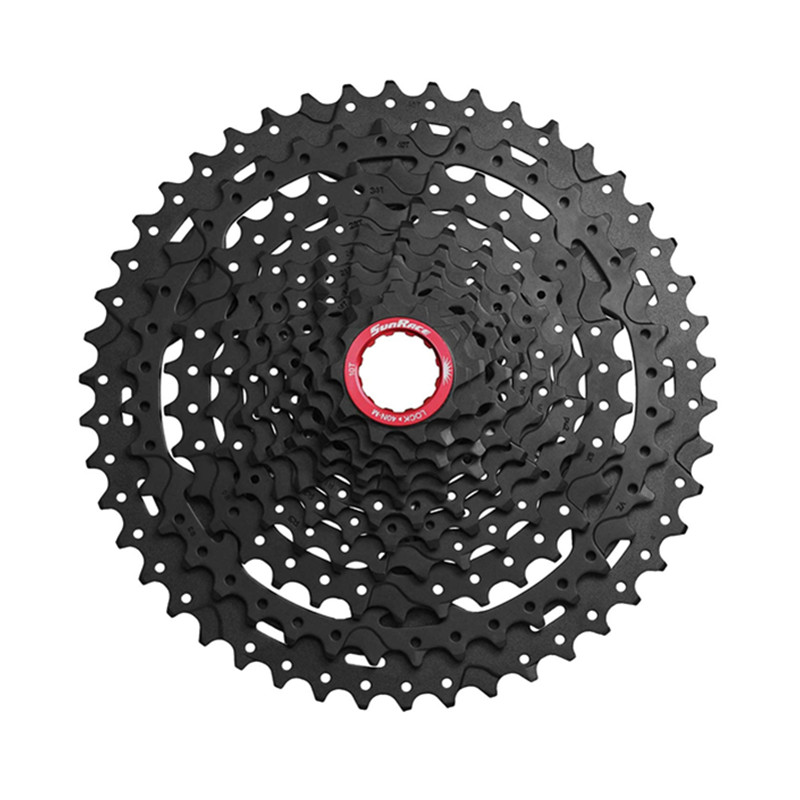 Image 1 - Sunrace XD For XD Driver Black Sliver CSMX9X CSMZ91X Cassette MZ 12 Speed Wide Ratio Cassette MX 11 Speed Wide Ratio Cassette-in Bicycle Freewheel from Sports & Entertainment