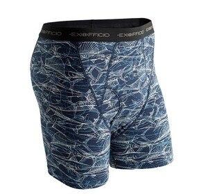 Image 4 - 2019 New Exofficio Underwear Men Sport Mesh Print 6inch Boxer Man Tight Underwear Quick Dry Ultra Light Mens Boxer USA Size M XL