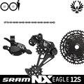 SRAM NX Орел указано комплект 1x12s 12 Скоростей указано комплект триггерный переключатель передач рычаг задний переключатель длинная клетка 11-50 ...