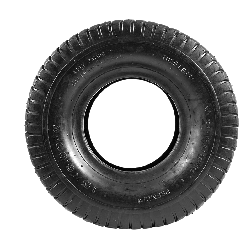 Premium 15x6.00-6 4Ply Turf Tire
