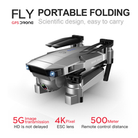 SG907 GPS Drone with 4K HD Adjustment Camera Wide Angle 5G WIFI FPV RC Quadcopter Professional Foldable Drones