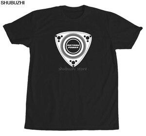 shubuzhi Fashion Summer T Shirt Rotary Power Mazda Rotor Logo Tee Shirt RB13 FD Rx7 Rx8 JDM DRIFT Amemiya C Tee Shirt sbz1318(China)