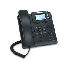 IP Phone with 2 Sip Lines SOHO VOIP SIP  Phone support POE  2.7 LCD Screen