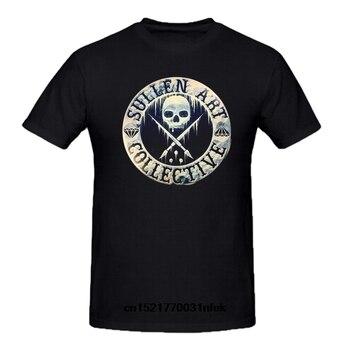 Мужская футболка, угрюмая одежда, значок Connolly, татуировка, лицо, забавная футболка, новинка, футболка для мужчин