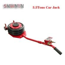 3.5 Ton Car Pneumatic Jack Triple Bag Air Jack Lift Equipment Car Repair Shop Tool