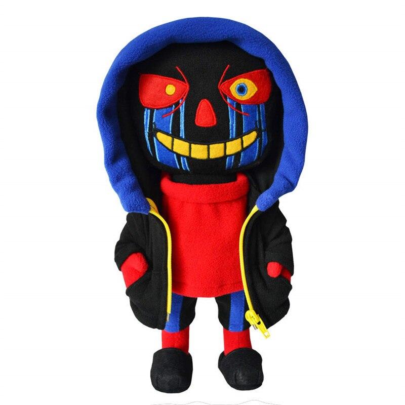 25cm peluche jouet Errortale Sans concepteur en peluche peluche poupée jouets enfants meilleur cadeau