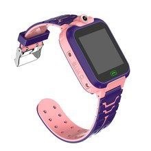 Anti-Lost Kids Smart Watch Life Waterproof LSB Positioning Tracker S0S SIM Call children security Watchs With Camera