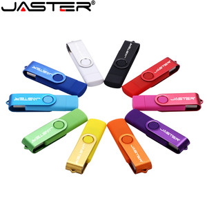 JASTERUSB flash drive OTG high Speed drive 64 GB 32 GB 16 GB 8 GB 4GB external storage double Application Micro USB Stick
