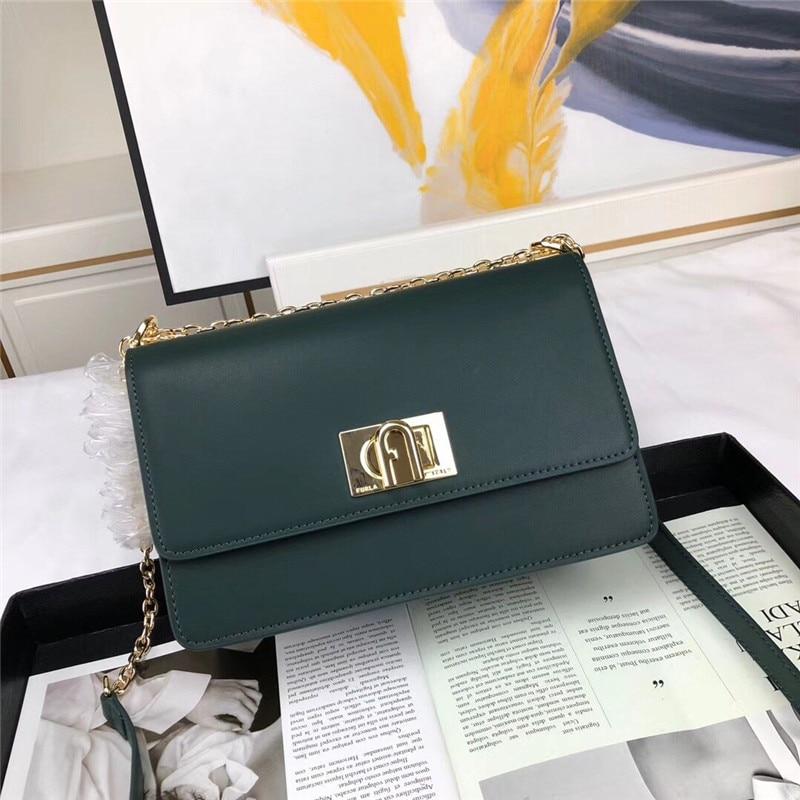 Leather Handbags Women Bags Designer crossbody bag for female messenger bag 2020 shoulder Bags  European and American Fashion