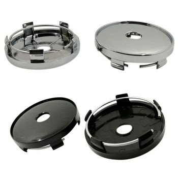 60MM Universal ABS Car Auto Wheel Center Hub Caps Wheel Hub Cover Dust Cover 2020 image