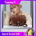 Cobbler Legend бренд натуральная кожа 2019 женская сумка через плечо Повседневный стиль сумка через плечо для дам сумки для женщин 0700101-1