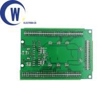 Mach3 usb escondeu a placa de corrente prolongada de controle manual não instale a tensão analógica das versões do parafuso (0-5v) à quantidade digital (1-2