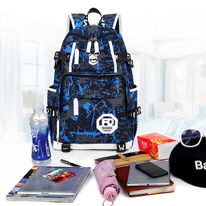 Image 5 - Fashion Backpack Waterproof Nylon Women Backpack Unisex Laptop Antitheft Design Teenage Girl Female School Backapck Mochilas