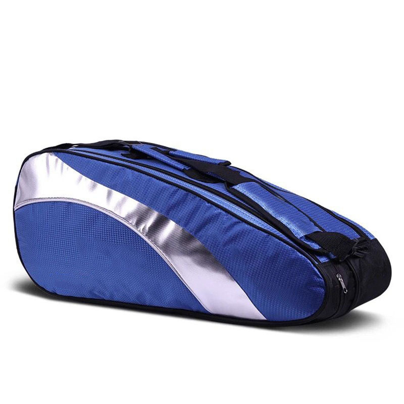 Fashion Men Nylon And Badminton Bag Multi-Pack Tennis Bag Processing Customizable Sports Backpack