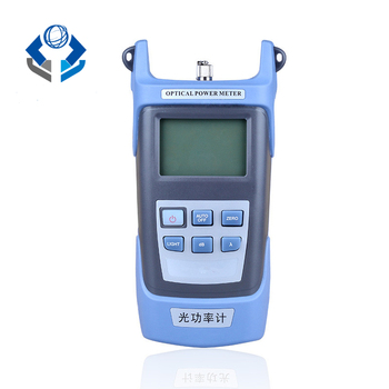 FTTH Optical Power Meter Test Range -70dBm~+10dBm Fiber Cable Tester multifunction telecom test pda vdsl2 optical power meter 10mw vfl iptv test dmm function st327 vghid