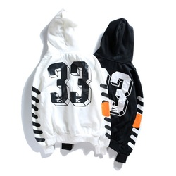 19SS OFF-WHITE C/O 33 Men Women VIRGIL ABLOH streetwear hip hop World Cup behind hoody couple hoodie Sweatshirt jacket